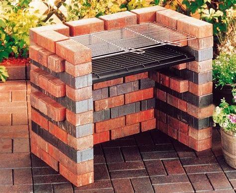 Costruire Un Barbecue by Costruire Un Barbecue In Muratura Barbecue Barbecue In