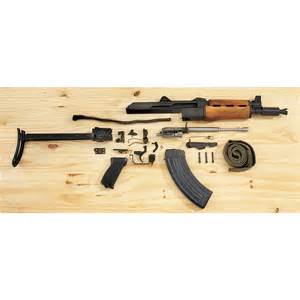 Krink ak 47 yugo parts kit with 30 rd mag 106891 tactical rifle