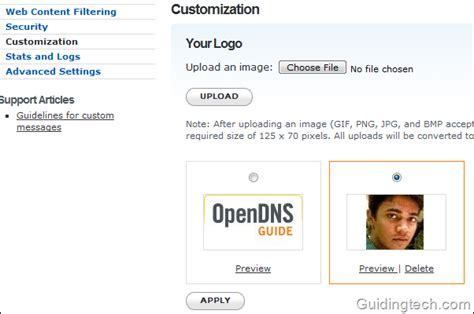 How To Block Images Opendns