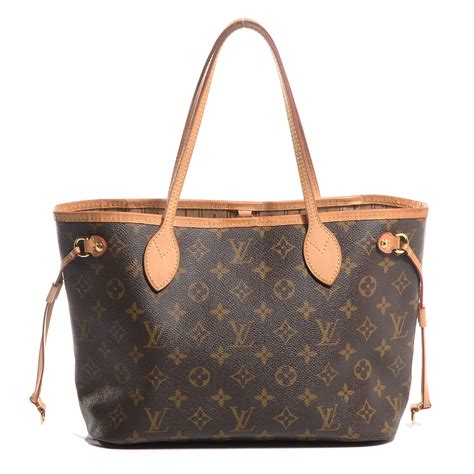 Rosie Gets In The Ring With Louisvuitton by Louis Vuitton Monogram Neverfull Pm 73862