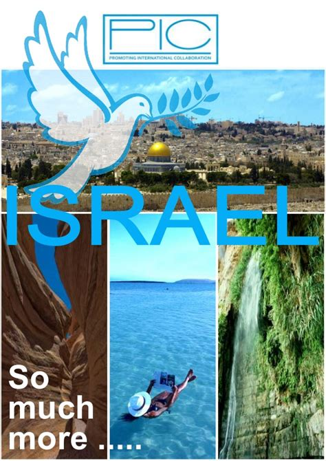 Phone Lookup Israel Pic Israel Tourism Brochure