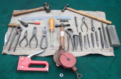 Tools For Upholstery Work by The 11 Best Images About Leather Working Tools On