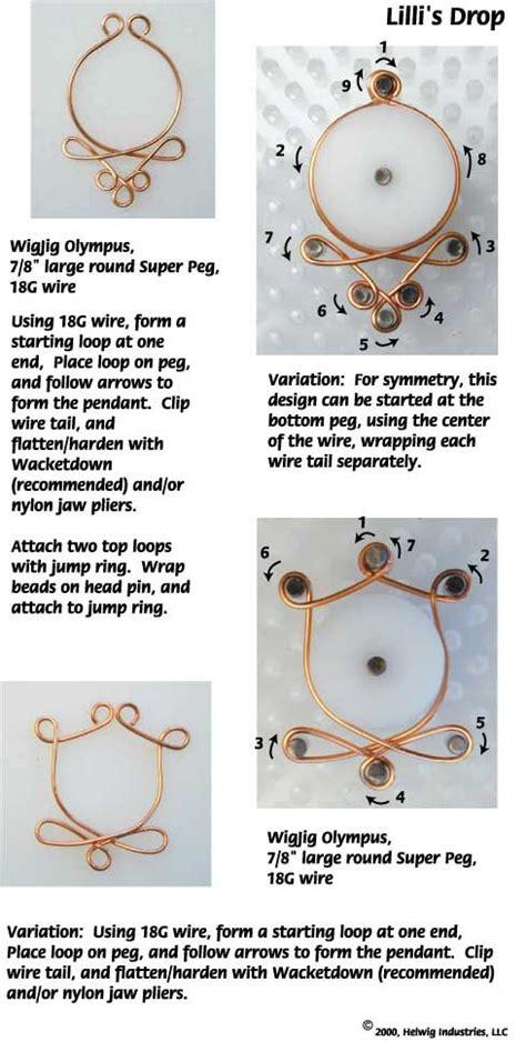 tutorial wig jig 294 best wig jig patterns images on pinterest jewelry