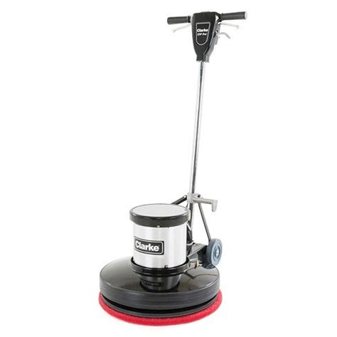 clarke 174 dual speed floor buffer polisher 20 quot model