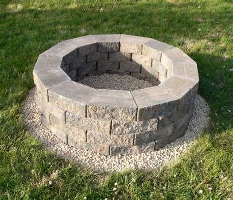 how to build a diy pit for only keeping it simple crafts cool garden ideas 20 outdoor pit tutorials