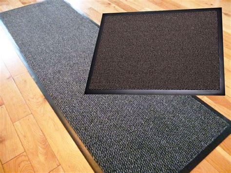 Non Slip Door Mats Dirt Stopper Trapper Barrier Carpet Door Mat Runner Non