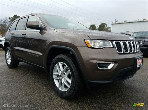 brown jeep grand 2017 2017 walnut brown metallic jeep grand laredo 4x4
