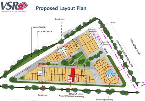 layout plan sector 52 gurgaon vsr 114 avenue in sector 114 gurgaon price location