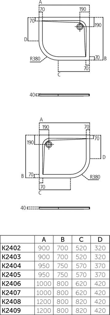 piatto doccia ideal standard 70x90 piatto doccia lato curvo ultra flat 90x70 sx ideal