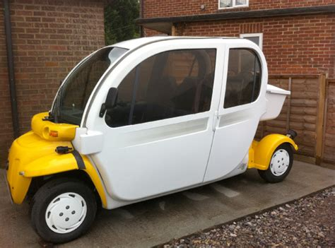 used electric cars for sale gem cars