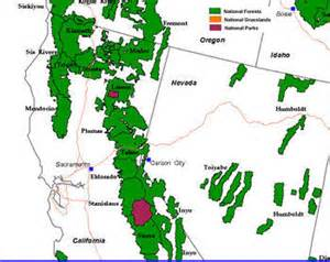 us forest service map california u s forest service plans to let blazes burn amid