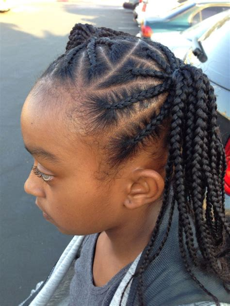 african fishtail braid braids all over side view hairstyles braids for kids and