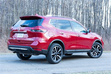 nissan rogue 2017 nissan rogue sl awd review the miata of crossovers