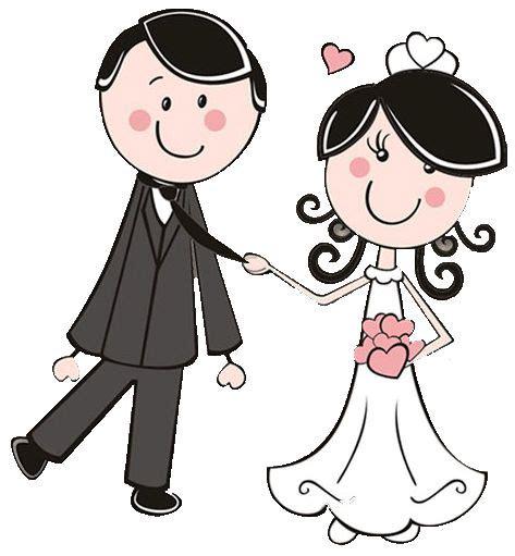 clipart sposi dibujos clipart digi sts wedding novios boda