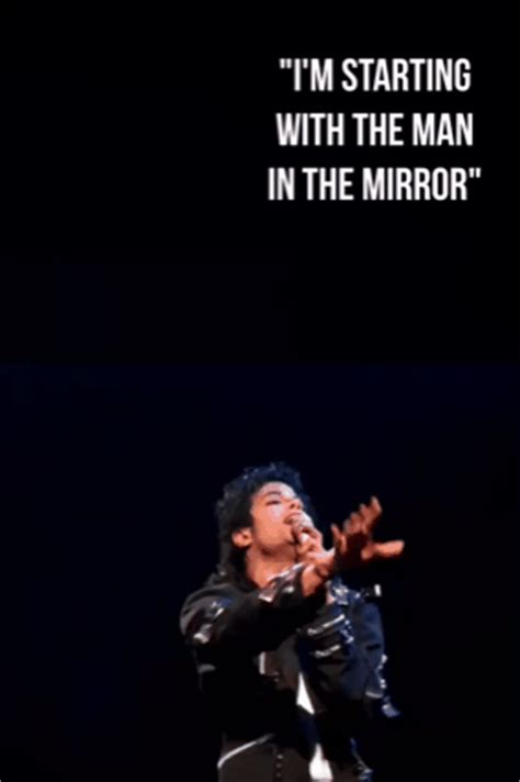 in the mirror everything changed when he met his soul books michael jackson gif find on giphy