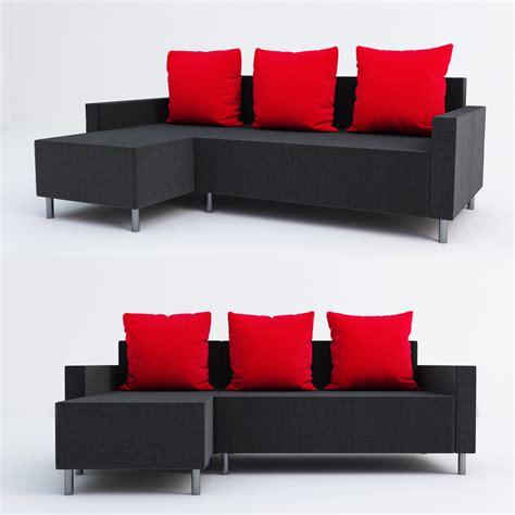 lugnvik sofa lugnvik 01 ikea sofa obj