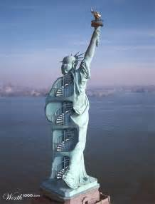 How Many Stairs In Statue Of Liberty by Inside Statue Of Liberty Stairs Desktop Backgrounds For