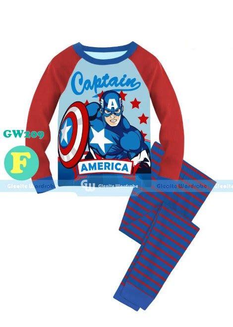 Tas Ransel Anak Pg Paud Kapten Amerika Captain America Dtsr pernak pernik avenger pernak pernik anak