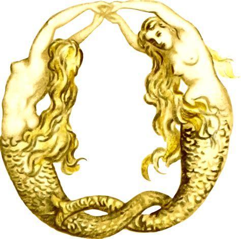 clipart mermaids