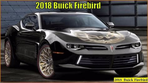 pontiac trans am concept new 2018 buick firebird and trans am concept