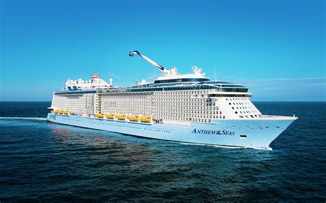 royal caribbean royal caribbean ceo provides update on anthem of the seas