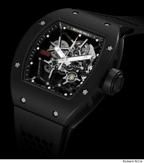 Richard Mille Battery timepieces watches daswussup 174 news and cool product reviews