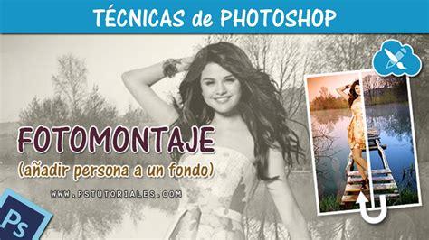 como crear foto montaje de luto fotomontaje photoshop tutorial youtube