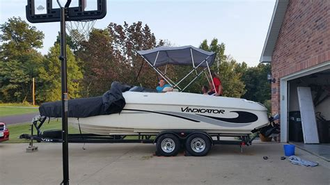 vindicator boat prices vip vindicator 1998 for sale for 16 000 boats from usa