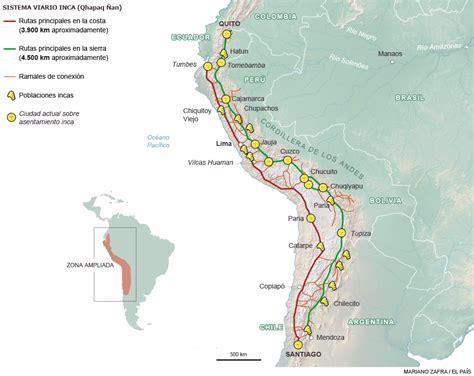 el camino de los los quintos del luis hern 225 ndez el camino del inca