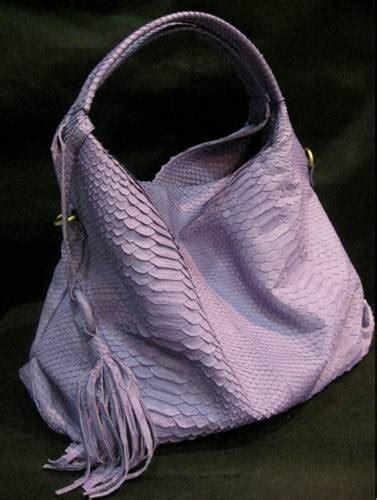 Tas Kulit Ular Asli 41 dinomarket 174 pasardino tas handbag dari kulit ular piton python aslib lavender