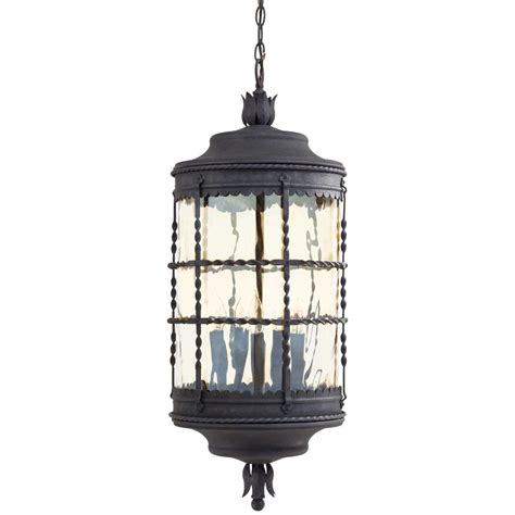 The Great Outdoors By Minka Lavery Ladera 1 Light Alder Outdoor Chain Lights