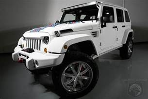 Most Expensive Jeep Wrangler Most Expensive Wrangler In The World With A 6 4 Liter