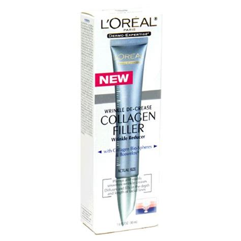 Collagen Loreal l oreal collagen filler lip treatment 0 4 fluid