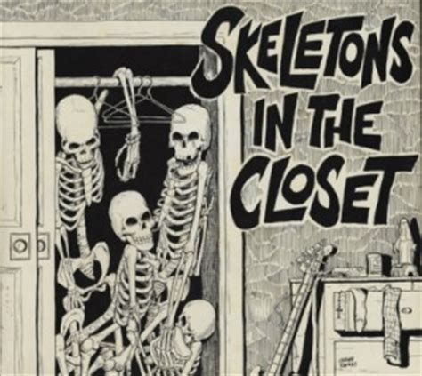 Skeletons In The Closet by Skeletons In The Closet Sanshal Supernatural Archive