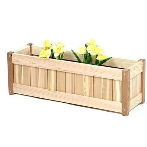 elevated planter box plans raised planter boxes plans talentneeds