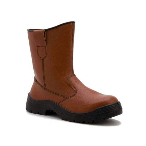 Sepatu Boots Cheetah harga jual cheetah 3288 pu shoes sepatu safety