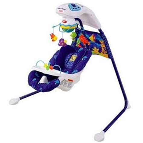 fisher price baby swing reviews fisher price ocean wonders cradle n swing r9951 reviews