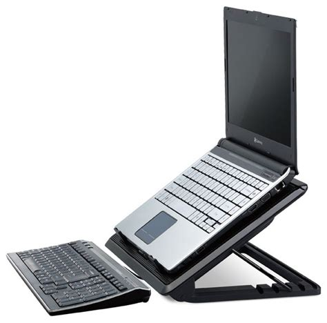 Fan Laptop Cooler Master cooler master also unveils the notepal ergostand ii laptop