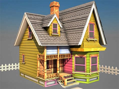 up movie house disney pixar up clipart 64