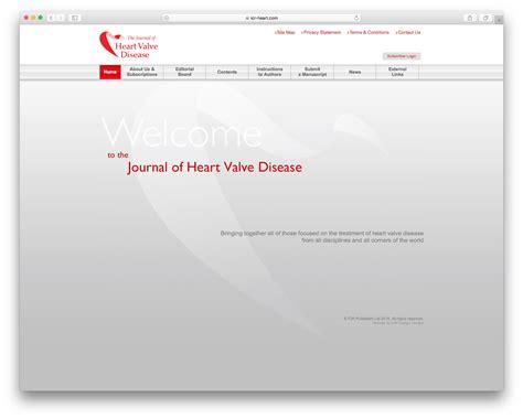 application design journal publication web application for online publications peer review journal