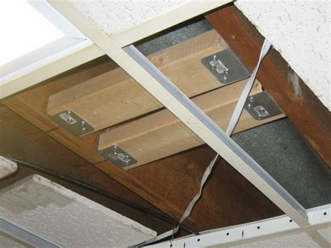 Low Profile Suspended Ceiling by 2x2 Mounting Panel For Drop In Ceiling Avs Forum Home