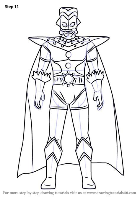 learn   draw ultraman king ultraman step  step