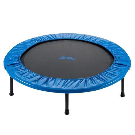 Home Depot Small Windows - upper bounce 40 in mini foldable rebounder fitness trampoline ubsf01 40 the home depot