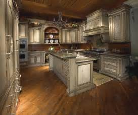 Tuscan Style Kitchen Cabinets Uniquely Appealing Distressed Kitchen Cabinets Ideas And Tips Mykitcheninterior