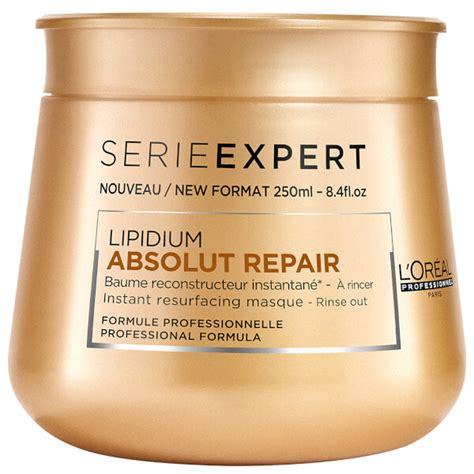Loreal Professionnel Absolut Repair l oreal professionnel absolut repair lipidium masque 250ml livraison internationale gratuite