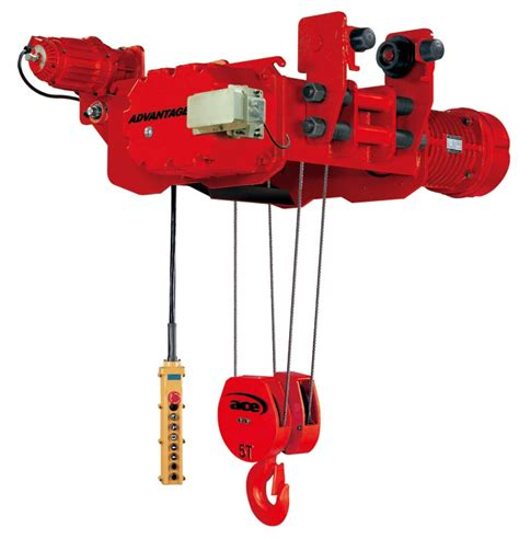 Krisbow Heavy Duty Geared Trolley 1 0 Ton X 3m Kw0501407 10 ton advantage monorail hoist 16 fpm 460 3 60v three phase