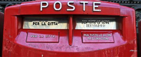 cassetta poste italiane poste italiane