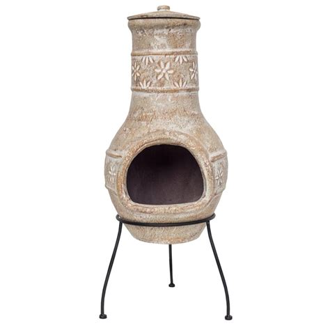 chiminea lid for sale flower clay chimenea patio heater clay chiminea pit