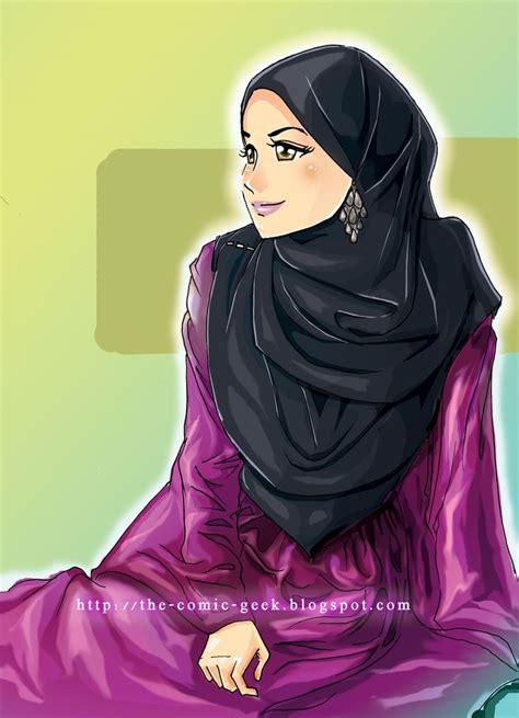 Sqksyvp Dress Motif Kartun Dress Shirt Dress Blouse Atasan Panjang 119 best images about muslim anime on muslim muslim and allah