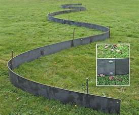 landscape edging metal 25 best ideas about metal lawn edging on pinterest